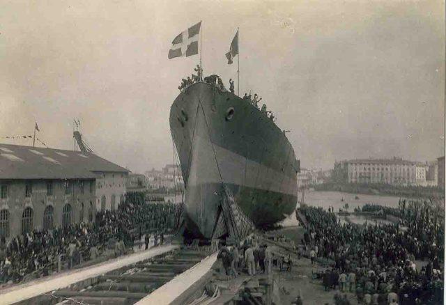ΔΙΑΔΙΚΑΣΙΑ ΚΑΘΕΛΚΥΣΕΩΣ 2(LIVORNO ITALY 1910)